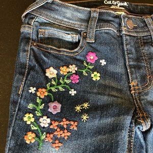 Cat & Jack - Girl's 'Super Skinny' jeans